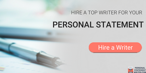 writing without personal statement cliches