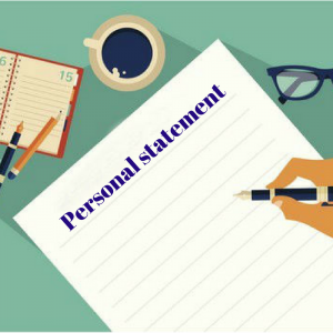 how to write personal statement closing paragraph