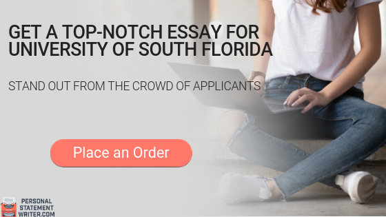 usf admissions essay prompt
