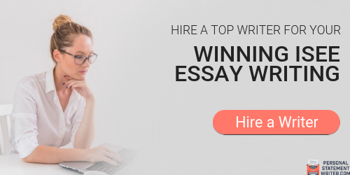 isee essay prompt help
