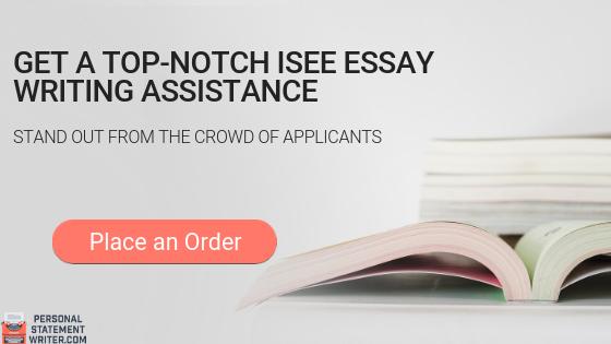 isee essay prompts