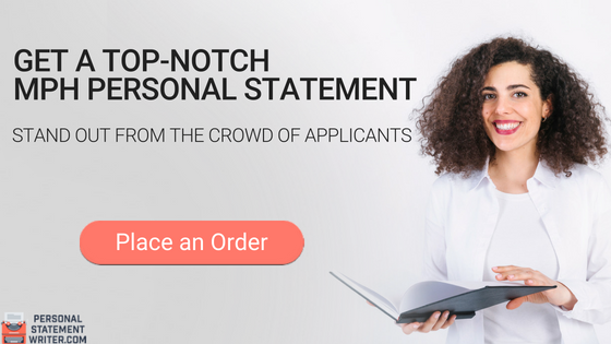 mph personal statement writing service