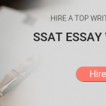ssat writing prompts