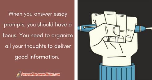 mcat essay prompts advice