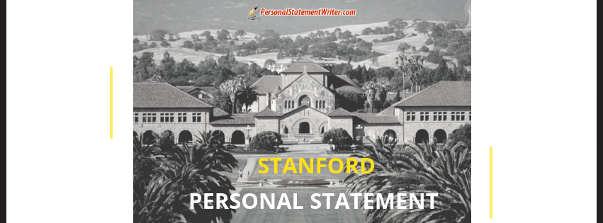 stanford personal statement help