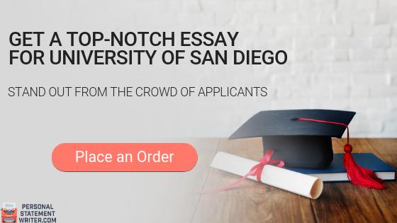 usd application essay prompt help