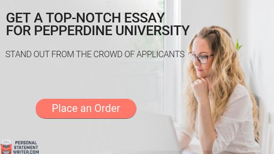 pepperdine essay prompt help