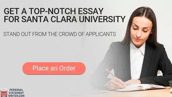 santa clara university application essay prompt help