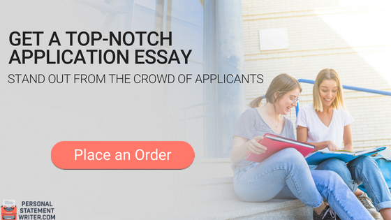 help with writing an application essay