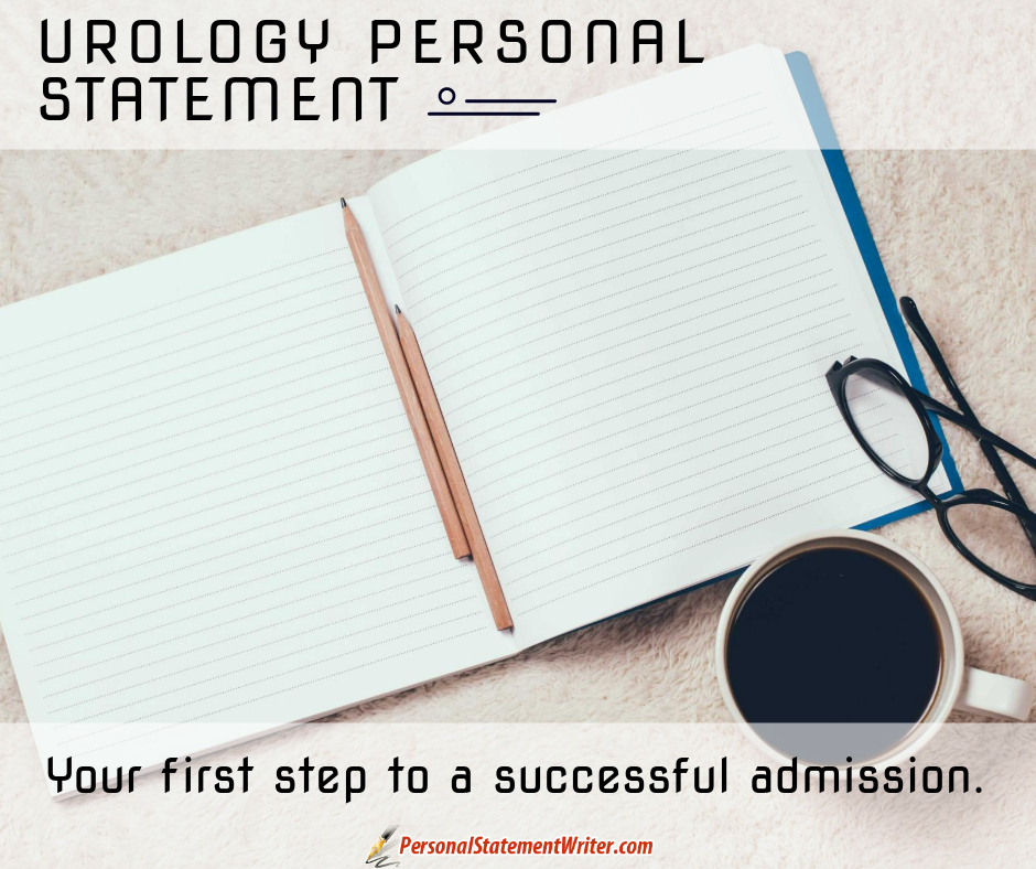 urology personal statement help