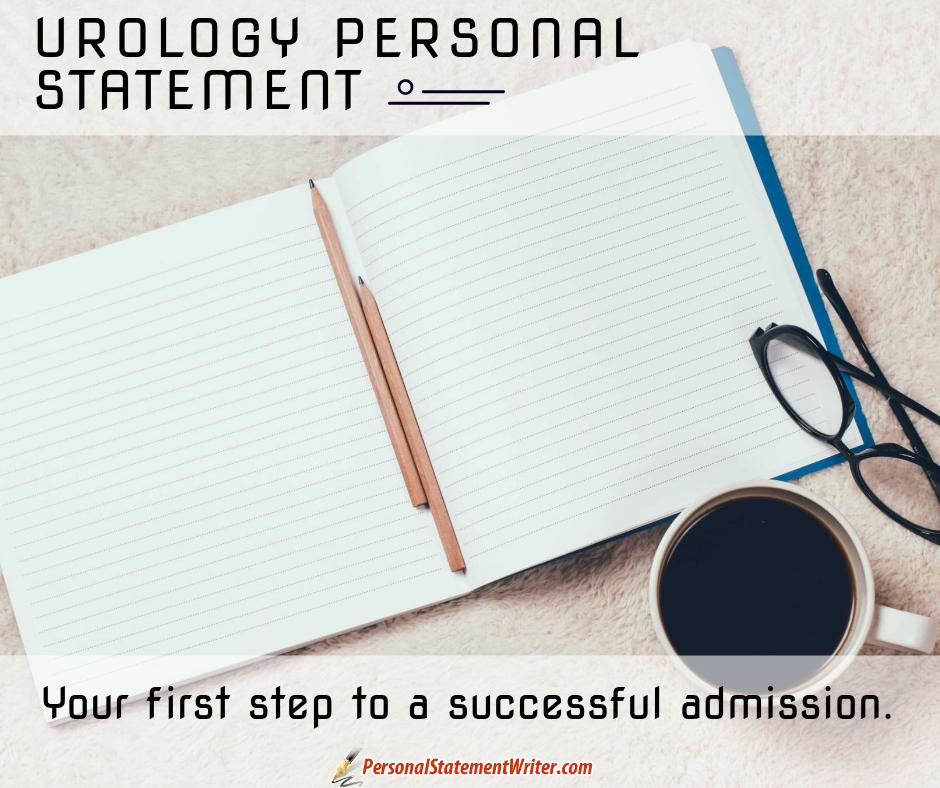 urology personal statement help