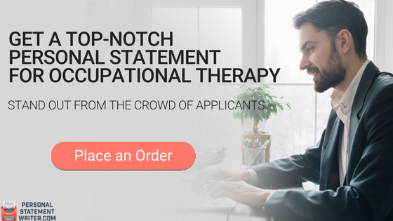 occupational therapy personal statement writing service