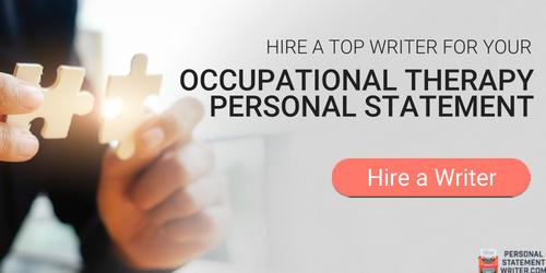 ot personal statement writing help