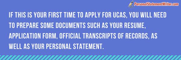 applying to ucas advice