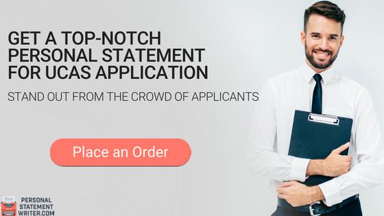 ucas personal statement checklist help