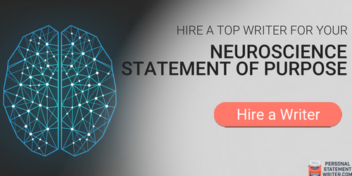 professional neuroscience personal statement writing
