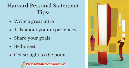 harvard personal statement tps