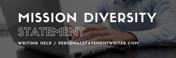 diversity mission statement writing help