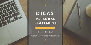dicas personal statement writing services