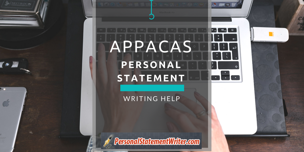 appacas personal statement assignment