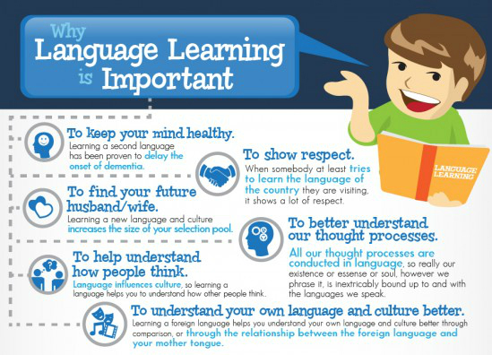benefits of studying languages
