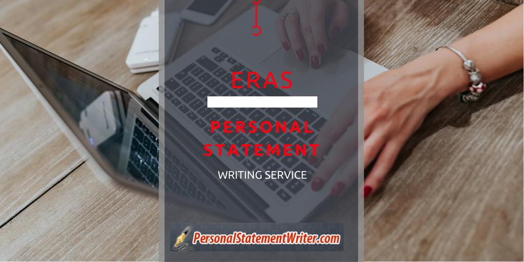 eras personal statement writing