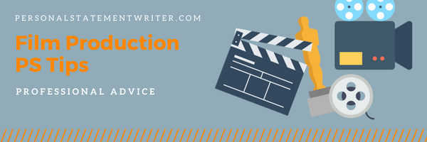 film personal statement tips