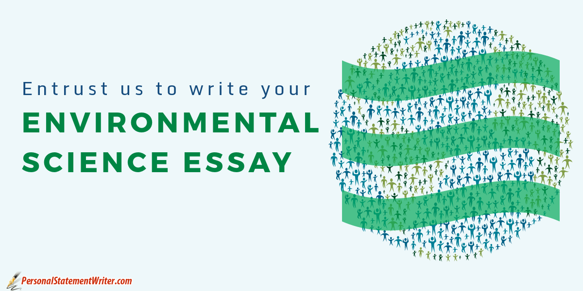 marine and environmental sciences essay Outline of environmental studies jump to navigation jump to search the  list of institutions awarding bachelor of environmental science degrees.