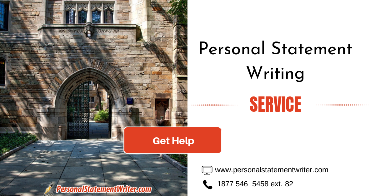 personal statement services for you to choose