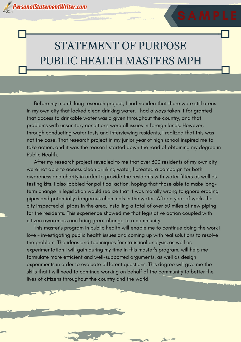 Free Public Health Essays and Papers | Help Me