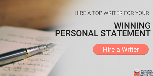 help of personal statement writer