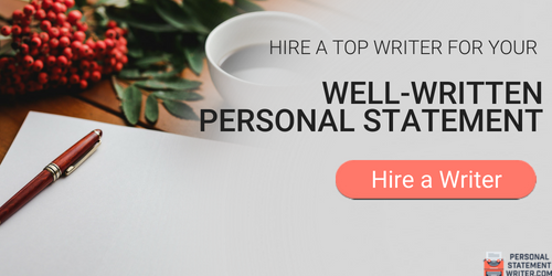 perfect personal statement writing service