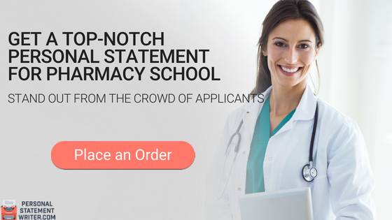 pharmacy school personal statement writing service