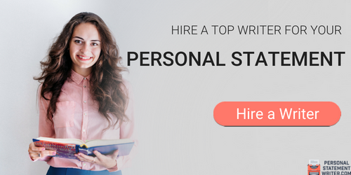 professional personal statement writers help