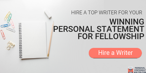 how to write a personal statement for fellowship help