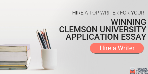 professional clemson university application essay
