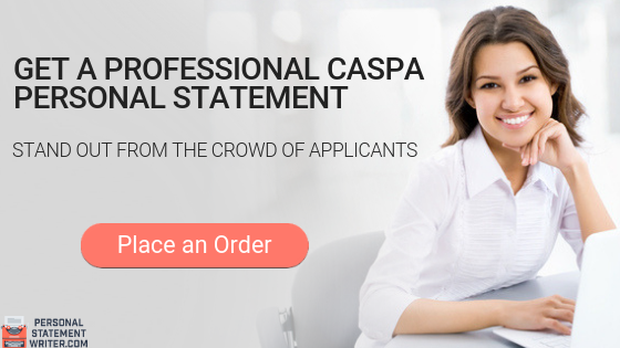 caspa personal statement services
