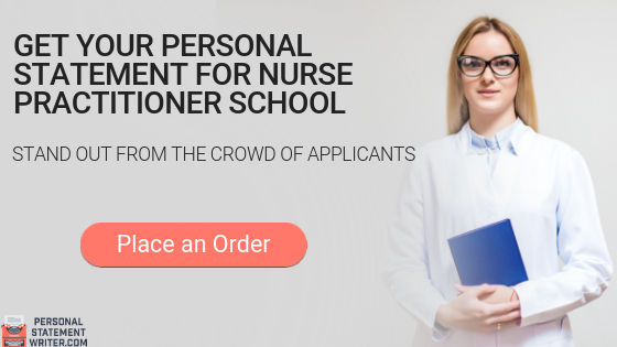 personal statement for nurse practitioner school help